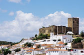 Mertola, old village at Portugal — Stock Photo
