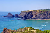 Odeceixe beach in South-West Alentejo — Stock Photo