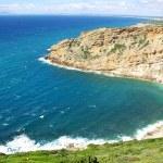 Cape Espichel, Atlantic coast of Portugal — Stock Photo #35082753