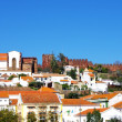Town Silves in Algarve,south of Portugal — Stock Photo