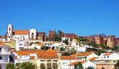 Algarve, portekiz güneyinde, şehir silves — Stok fotoğraf