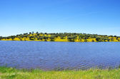 Vigia dam, alentejo region, Portugal  — Stock Photo