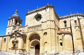 Cathedral of Ciudad Rodrigo, Salamanca, — Stock Photo