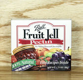 BALL Fruit Jell Pectin — Stock Photo