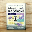 Stock Photo: TRADITIONAL MEDICINALS Relaxing Herb TeSampler