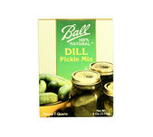 Box of Ball Dill Pickle Mix — Stock Photo