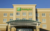 Holiday Inn Hotel Front — Stock Photo