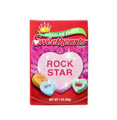 Box of Sweethearts Candies — Stock Photo