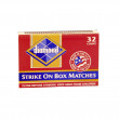 Box of Diamond Matches — Stock Photo