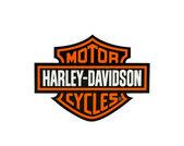 Harley Davidson Logo — Stock Photo