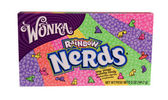 Box of Wonka Nerds Candy — Stock Photo