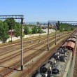Freight train — Stock Video #12487452