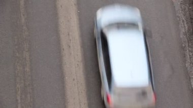 Two-lane highway — Stock Video
