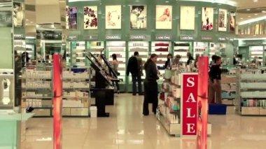 Perfumer's shop — Vídeo de Stock