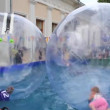 Water amusement — Stock Video #12937845