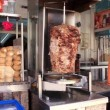 Stock Video: Tunisifast food stand