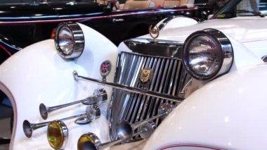 Motorshow — Stock Video