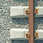 Rail and sleepers — Stock Photo #13311888