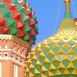 Cupola of St. Basil — Stock Photo