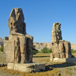 Stock Photo: Colossus of Memnon
