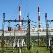 Heat electropower station — Stock Photo #13314245