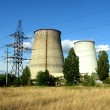 Electropower station — Stock Photo