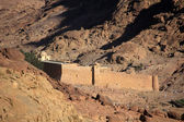 St. Catherine's Monastery, Sinai, Egypt — Stock Photo