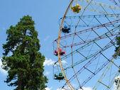 Big wheel — Stock fotografie