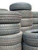 New tyres — Стоковое фото