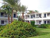 Hotel in Egypt, Hurghada — Stock Photo