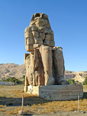 Colossus of Memnon — Stock Photo