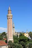 łodzie minare — Zdjęcie stockowe