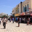 Marketplace in Medina, Tunisia, Sousse — Stockvideo #13386338