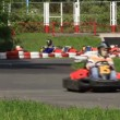 Karting — Stock Video