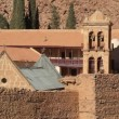 Stock Video: Saint Catherine's Monastery. Sinai Peninsula. Egypt