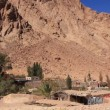 Saint Catherine's Monastery. Sinai Peninsula. Egypt — Stok Video #13398037
