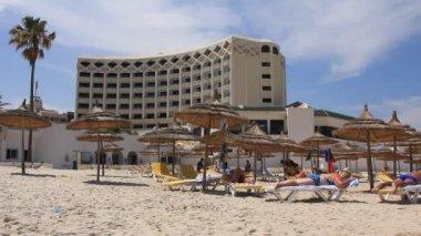 Hotel — Vídeo de stock