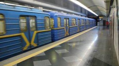 Metro — Stock Video