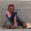 Video Stock: Tunisibeggar
