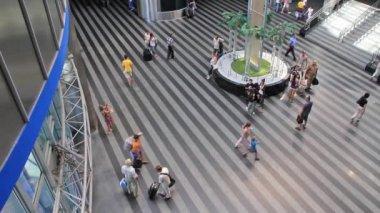 Terminal passeggeri — Video Stock