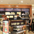Duty free store — Stock Video