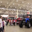 Stockvideo: Agricultural exhibition