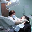 Stock Video: Dental health service