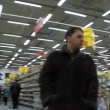 Stock Video: Supermarket