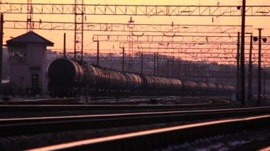 Railroad — Stock Video