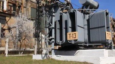 Power-generating boilers — Stock Video
