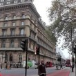 LONDON, ENGLAND, NOVEMBER 15, 2012: on the street in London, England, November 15, 2012 — Stock Video