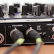 DJ console sockets — Stock Video #17883671