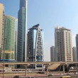 Dubai city - Stockfoto
