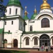 Saint Sophia cathedral in Kiev, Ukraine — Stock Video #17884687